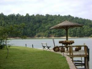 arriendo de cabañas totalmente equipadas en lago rapel