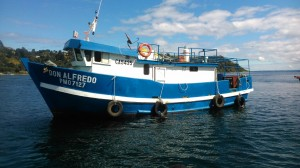 Se arrienda embarcación ideal para apoyo en centros de cultivos