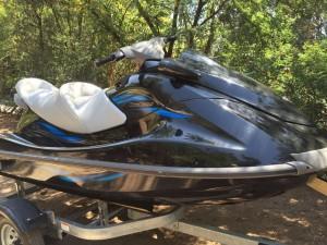 Vendo moto de agua yamaha vx cruicer 2014