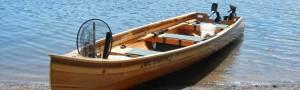 Proyecto en construccion; freighter canoe 20 ft