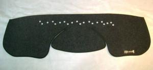 proteja su vehiculo del sol y reflejos cubretableros de alfombra maxivit