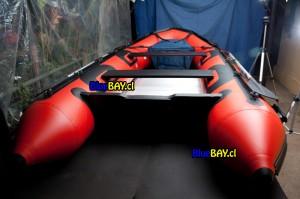 Botes tipo zodiac - Embarcaciones
