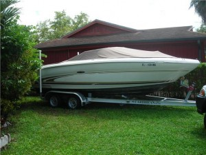 Vendo bote sea ray