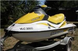 SEADOO GTI 130 2008